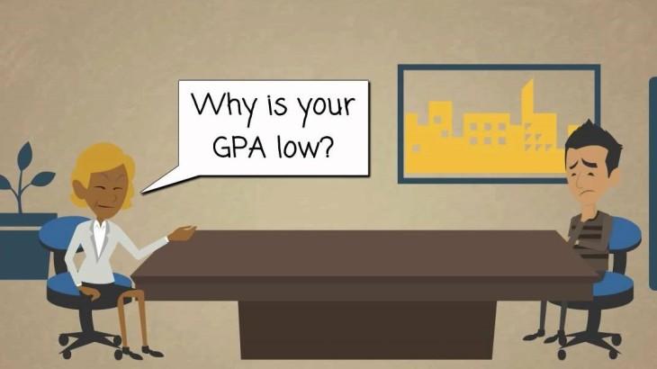 Low Cgpa but still get a job
