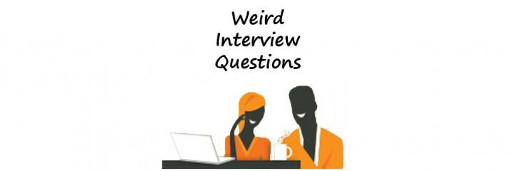 weird-interview-questions