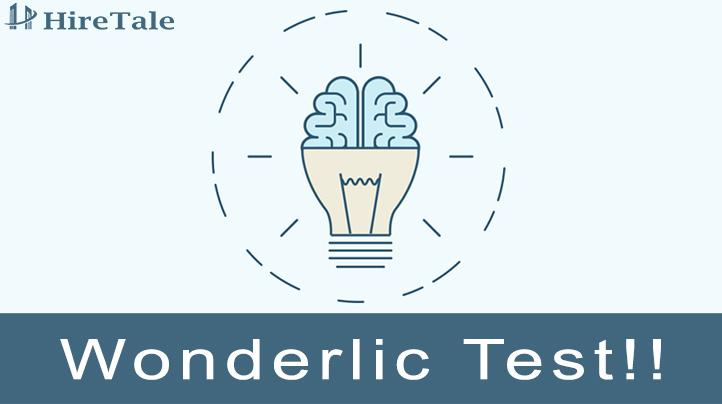 Wonderlic test