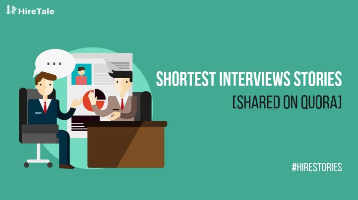 Shortest-interviews-Stories