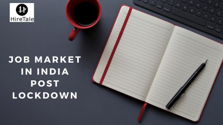 Job market in India post lockdown
